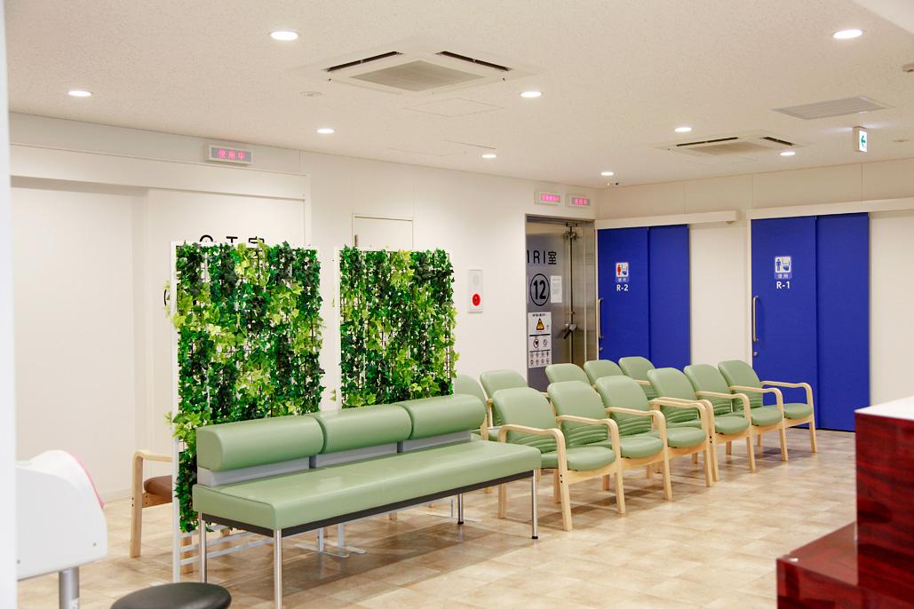 1階外来診療待合室